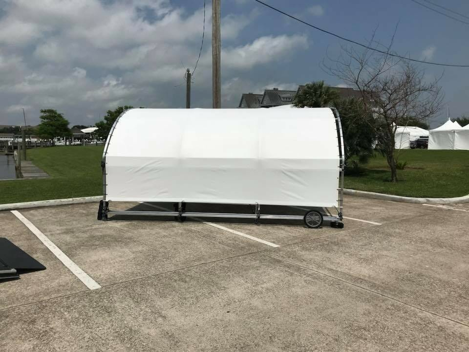 Portable Garages & Car Canopies | Carports & Garages | Car ...