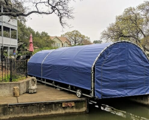 Houston Texas Trophy Hunters Extravaganza | SlipSki Boat Slip Covers - SlipSki Boating Solutions