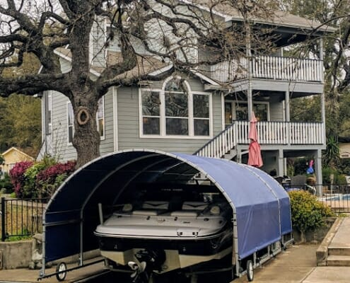 SlipSki Boat Slip Covers - SlipSki Boating Solutions